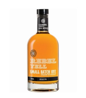 REBEL YELL SMALL BATCH RYE BOURBON