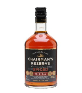 CHAIRMAN'S RESERVE Spiced Rum 40%