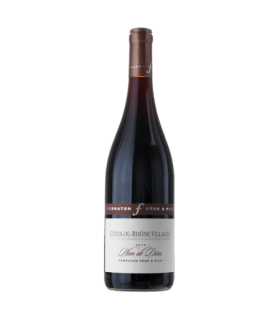 COTES DU RHONE VILLAGES PLAN DE DIEU RGE 75 CL FERRATON 2017