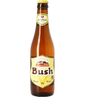 BIERRE BUSH BLONDE 33CL