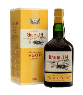 RHUM VIEUX VSOP JM MARTINIQUE