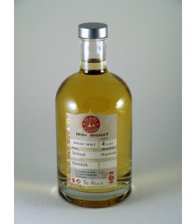 DUNDALK IRLANDE SINGLE MALT -WHISKY VRAC-
