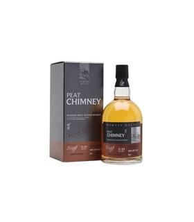 WEMYSS PEAT CHIMNEY 8 ANS WHISKY BL