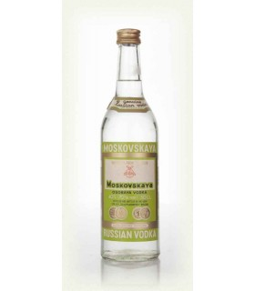 VODKA MOSKOVSKAYA 50CL
