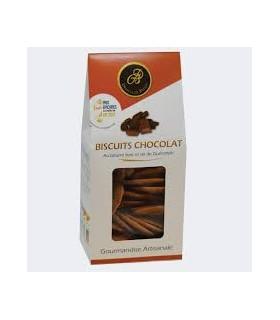 BISCUIT CHOCOLAT 120G DELICES DE BREIZH