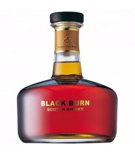 BLACK BURN BLENDED SCOTCH 40% 70CL