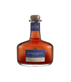 RUM & CANE FRENCH OVERSEAS XO 43° 70 CL