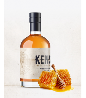 WHISKY ORANGE/CANNELLE 50CL KENSY