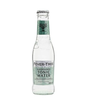 FEVER TREE ELDERFLOWER TONIC 20CL