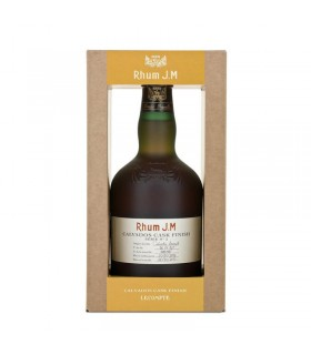 RHUM JM CALVADOS FINISH 10 ANS 50CL