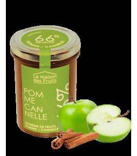 EXTREME DE FRUITS POMME-CANNELLE 110G