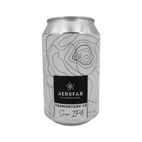 CANETTE AEROFAB TRAMONTANE 33CL (SOUR IPA) 33CL