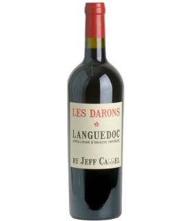 LANGUEDOC LES DARONS ROUGE BY JEFF CARREL