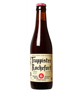 TRAPPISTES ROCHEFORT 6%