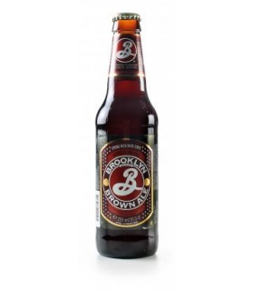 BIERE BROOKLYN BROWN ALE
