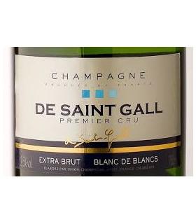 CHAMPAGNE DE ST GALL XTRA BLC DE BL