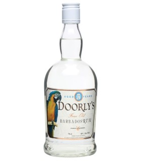 RHUM DOORLY'S  WHITE