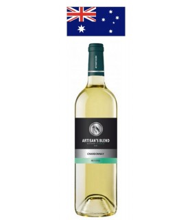 AUSTRALIE ARTISAN'S BLEND CHARDONNAY 75CL