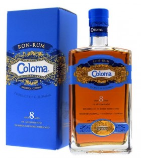 COLOMA RHUM 8 ANS COLOMBIE