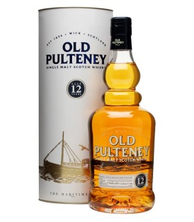 OLD PUTENEY 12 ANS SINGLE MALT