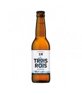 TROIS ROIS BLANCHE BIERE 33CL