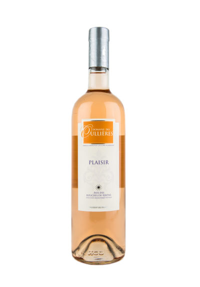 PLAISIR OULLIERES ROSE 75 CL