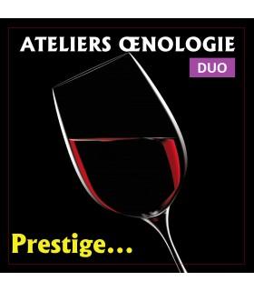 Œnologie Ateliers Prestige
