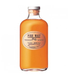 NIKKA PURE MALT BLACK 43% 50CL