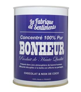 BOITE CHOCOLATS BONHEUR 200GR
