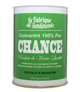 BOITE CHOCOLATS CHANCE 200GR