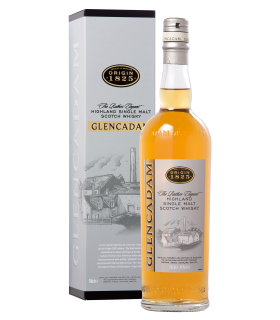 GLENCADAM ORIGIN HIGHLAND 1825 SINGLE MALT  40° 70CL