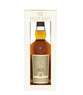 ISLAY MIST 12 ANS BLENDED 40° 70CL