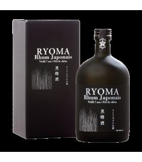 RYOMA VIEUX RHUM 40°70CL
