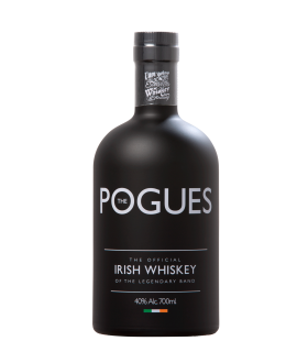 THE POGUES IRISH WHISKEY 40° 70CL