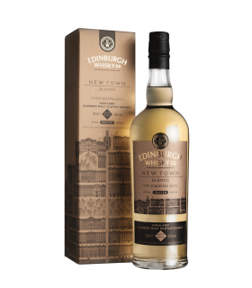 EDINBOURGH NEW TOWN SURGEONS BALL BLEND MALTS 46° 70CL