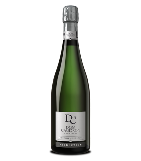 CHAMPAGNE PREDICTION BRUT DOM CAUDRON 75CL