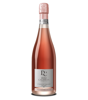 CHAMPAGNE FASCINANTE ROSE DOM CAUDRON 75CL