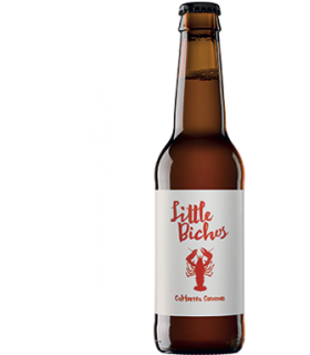 LITTLE BITCHOS RED LOBSTER 33CL 4.7%