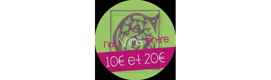 De 10€ et 20€