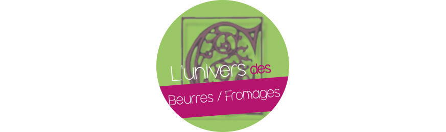 Beurres / Fromages