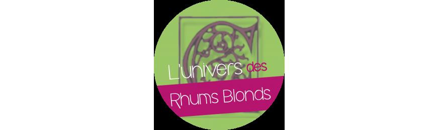 Rhums blonds