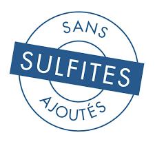 Sans sulfites ajoutés