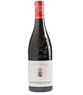 CHATEAU NEUF DU PAPE ROUGE TRADITION USSEGLIO 2016 75CL