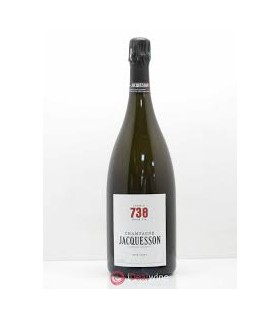 CHAMPAGNE JACQUESSON- CUVEE 743- EXTRA BRUT 75CL