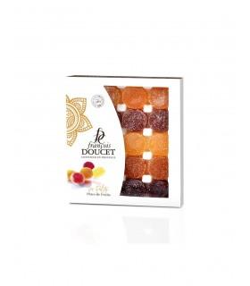 COFFRET PALETS PATES DE FRUITS FRANCOIS DOUCET 200GR -DLUO 24/10/20-
