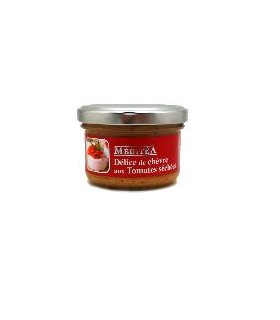 DELICE CHEVRE TOMATES SECHEES 90GR
