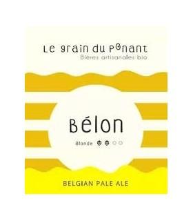 BIERE BELON BLONDE  75CL LE GRAIN DU PONANT