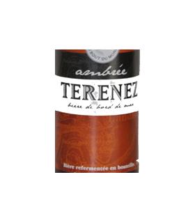 TERENEZ BIERE AMBREE 75 CL BIO