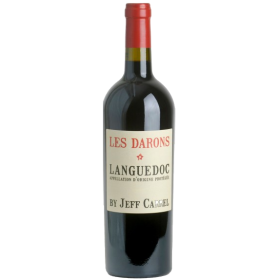 LANGUEDOC LES DARONS ROUGE BY JEFF CARREL 75CL