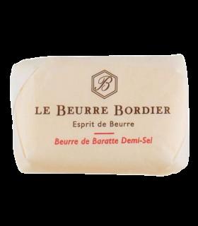 BEURRE BORDIER 1/2 SEL 125G